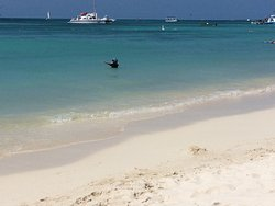 The Barcelo in Aruba All Inclusive Resort is Amazing