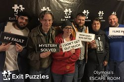 Exit Puzzles Escape Room