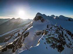 Matterhorn Gletsjerparadis (Observatoriet)