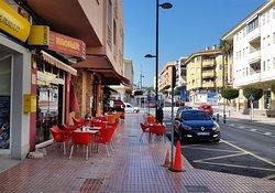 Haomar Cafeteria Alfaz Del Pi