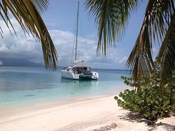 Catamaran Experience