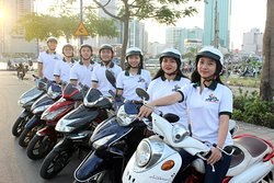 Saigon Extravaganza Scooter Tours
