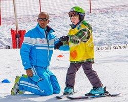 Ecole de ski 360 International