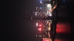 Shanghai dall' alto. Fantastica