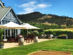 Frogmore Creek Cellar Door & Restaurant