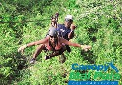 Canopy del Pacifico Mal Pais