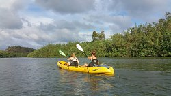 Rainbow Kayak Tours