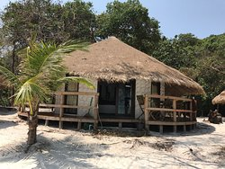 The most beautiful bungalow on the island