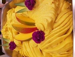 Semplicemente UNICO gelato e frutta al TOP 🔝🔝🔝🔝🔝🔝🔝🔝🔝🍦🍓🍦🍓🍦🍓🍦