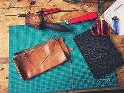 DIY Box - Leather & Coffee Workshop
