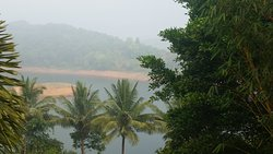 Remote resort with amazing views