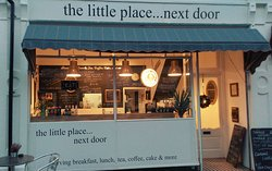 The Little Place... Next Door