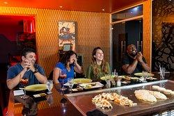 Samurai Teppanyaki Restaurant