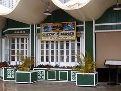 front of Cheeseburger in Paradise