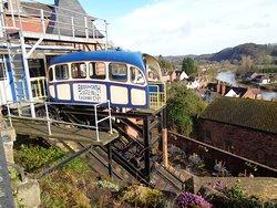 Bridgnorth Castle Hill Railway