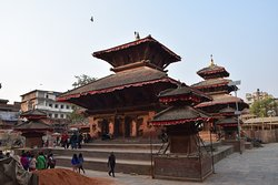 Plaza Durbar - Katmandú