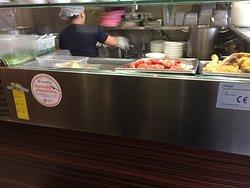La cuisine et le plat : Hu Thui !