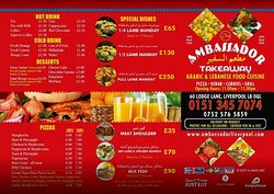 Ambassador Restaurant & Takeaway