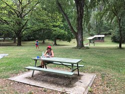 Fernshaw Picnic ground