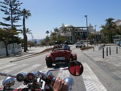 Cool Cruising Tenerife