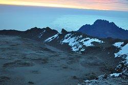 Mount Kenya Climbing