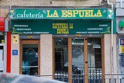 Cafetería LA ESPUELA