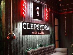 Clepsydra Mind Games