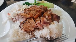 Roast Duck and Roast Pork @ Perth