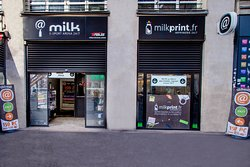 Milk Internetcafe and Games