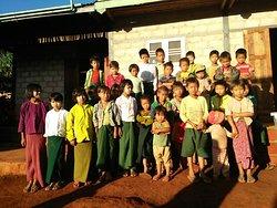 Ko Kyaw Kalaw Trekking