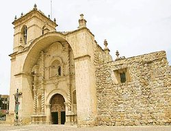 Iglesia Matriz de Santa Catalina