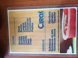 Taco Ciro's S.A de C.V.