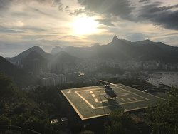 Great safe place in Rio! Go Botafogo!