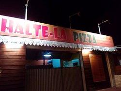 Halte-La Pizza