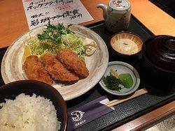Nihonkai Shoyatsuruoka Ekimae