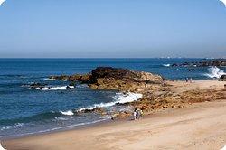 Praia das Pedras Amarelas