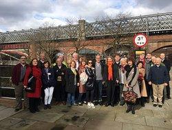 Jonathan Schofield Manchester Tours