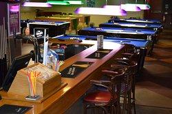 I.Que Cafe Bar & Cue Sports