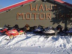 The Wawa Motor Inn