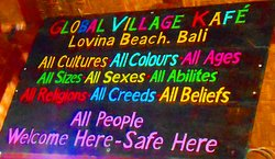 The Global Village Kafe