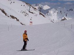 Ein toller Skitag