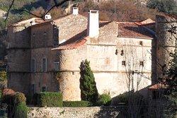 Château de Pégairolles de l'escalette
