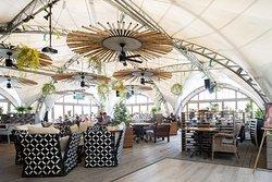 Cafe & Veranda Dirizhabl