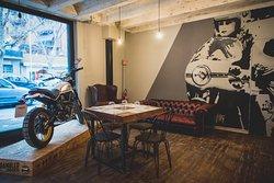 Scrambler Ducati Food Factory