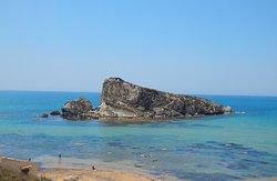 Spiaggia della Rocca di San Nicola