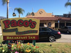 Paco's Mexican Restaurant