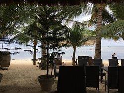 Pearl Restaurant at Linaw Beach Resort