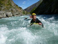 Serious Fun Riversurfing