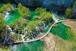 Plitvice lakes  - Croatia multispor adventure