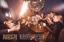 Catch Twenty Two Club Lounge
